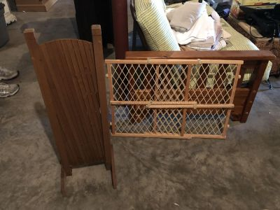 2 Baby/Dog Gates $10 for both