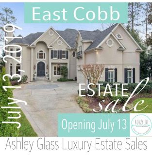 Ashley Glass Luxury Estate Sales..