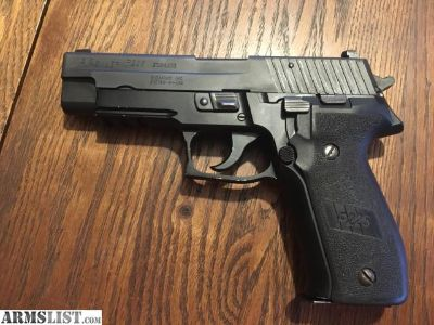 For Sale: Sig p226r