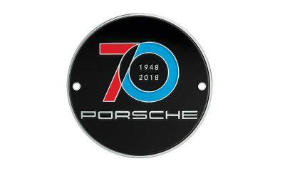 WTB: Porsche 70 anniversary grill Badge- Black