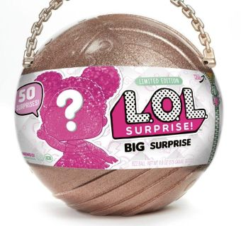 Lol big surprise gold - limited edition