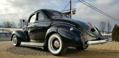 1939 Ford Coupe ALL STEEL