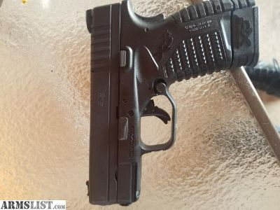 For Sale: Springfield xds 40caliber