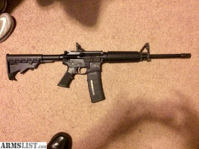 For Sale: Smith and Wesson M&P Sport 2 (223/5.56NATO)