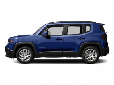 2016 Jeep Renegade Latitude (Jetset Blue)