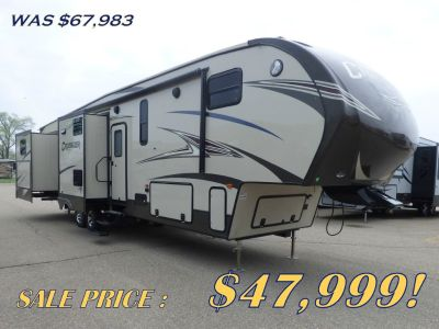 2016 Crusader 370BH 5th Wheel save $19K+