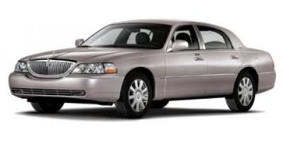 2007 Lincoln Town Car Designer Series (Black Clearcoat)