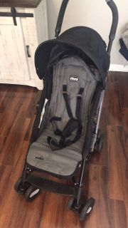 Chicco Echo lightweight stroller. Cross posted.