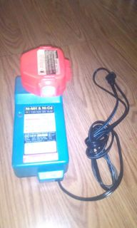 Makita 12v battery with charger