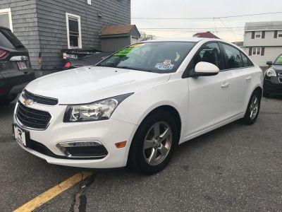2016 Chevrolet Cruze Limited 4dr Sdn Auto LT w/1LT (White)