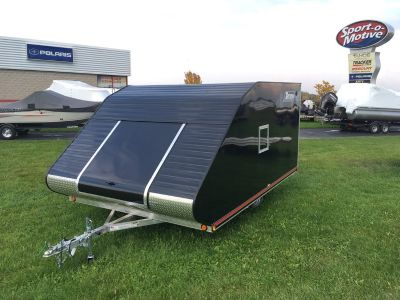 2019 Triton Trailers TRITON TC128 W/CAP Equipment Trailer Trailers Appleton, WI