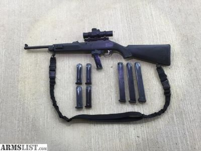For Sale: Ruger PC9