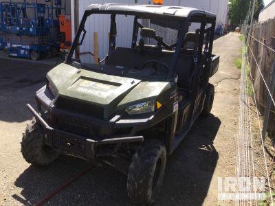 2016 Polaris Ranger Crew 4x4 Utility Vehicle