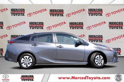 2017 Toyota Prius Three (Magnetic Gray Metallic)