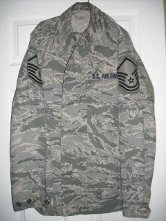 ABU Sets w/AF & MSgt Stripes sewn