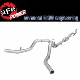 "Purchase aFe Atlas Aluminized 4"" OFF ROAD Dual Exhaust For '15.5-16 Duramax 6.6L LML motorcycle in Gallatin, Tennessee, United States, for US $579.00"