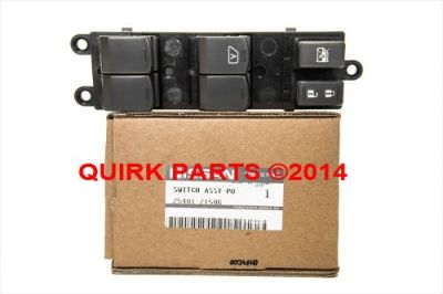 Buy 2010-2012 Nissan Sentra | Front Left Power Window Door Switch Panel OEM NEW motorcycle in Braintree, Massachusetts, United States, for US $189.88