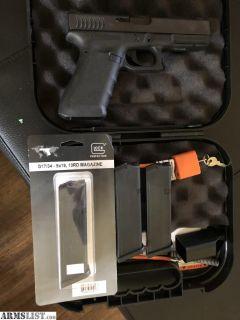 For Sale: Glock 17 RTF2 Limited Run
