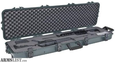 For Sale: Plano All Weather Double Scoped Gun Case