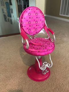 Our generation hair stylist chair