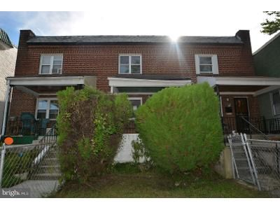 3 Bed 1.5 Bath Foreclosure Property in Baltimore, MD 21215 - 1 2 Cuthbert Avenue