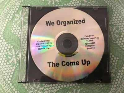 We Organized - The Zone Up