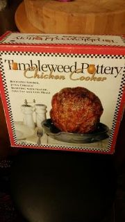 New / Tumbleweed Chicken Cooker