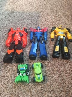 Set of transformers- 5 total