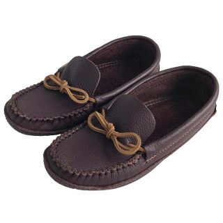 Native Indian Leather Moccasins for Men, Women, Children and Babies