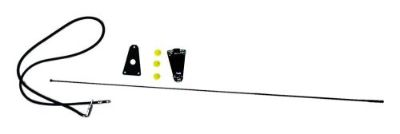 Sell Crown Automotive 82200683K Antenna Kit Fits CJ5 CJ6 CJ7 Scrambler Wrangler (YJ) motorcycle in Burleson, TX, United States, for US $30.87