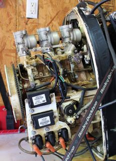 Force Outboard Motor
