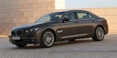 2015 BMW MDX 750Li xDrive (BLACK SAPPHIRE)