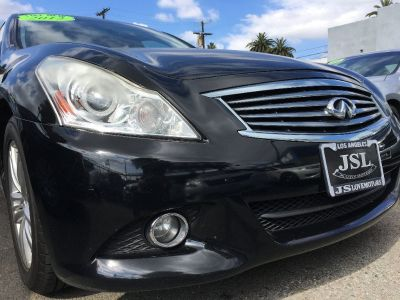 2012 INFINITI G25 JOURNEY SEDAN! ONY 81K MILES! SPORTY!