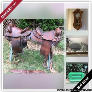 Glen Burnie Downsizing Online Auction