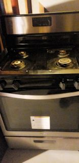 Gas dryer,gas stove,and refrigerator
