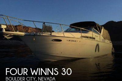 1992 Four Winns 315 Express Cruiser