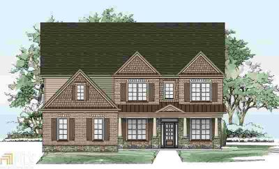 6762 Trailside Dr Flowery Branch Four BR, The Hillgrove Plan