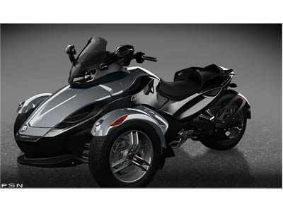 2009 Can-Am Spyder GS Roadster with SM5 Transmission (manual) Trikes Motorcycles Eden Prairie, MN