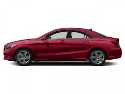 2019 Mercedes-Benz CLA-Class CLA250 4MATIC (Jupiter Red)