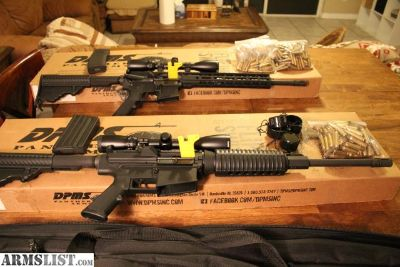 For Sale: DPMS ar10 and DPMS .300 ar15 for sale