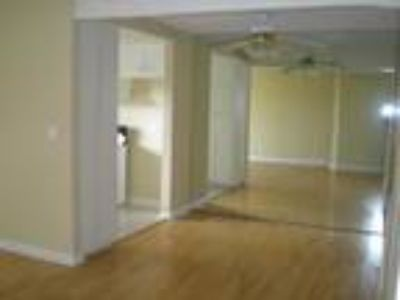 Downstairs, hardwood floors, great locations.