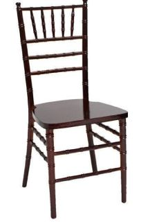 Steel Core Chiavari Chairs - Larry Hoffman Chair