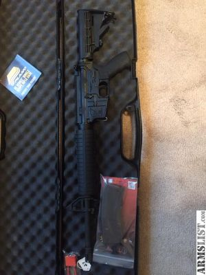 For Sale: ATTN: AFGHAN VETS - COMMEMORATIVE AR15