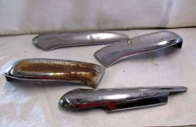 Buy Impala 1958 Original 58 Only Seat Trim Set of 4 J11341 motorcycle in Keller, Texas, United States, for US $399.00