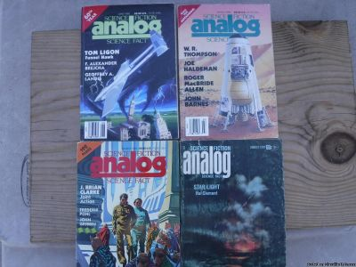 Analog Science Fiction (4)