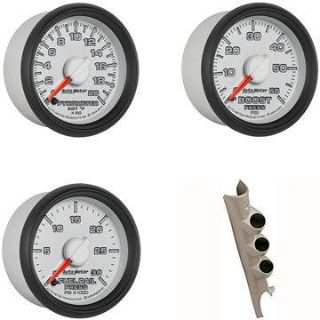 Find Autometer Factory Match Gauge Kit-07.5-09 Dodge 6.7L-Boost/Pyro/FRP/Pillar motorcycle in Winchester, KY, US, for US $490.67