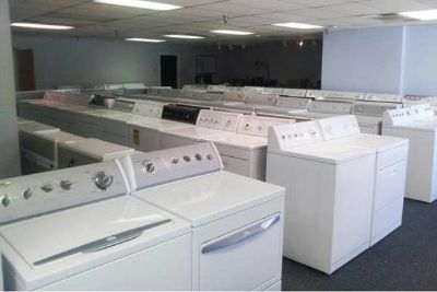 Many Washers and Dryer Units for Sale