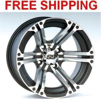 """Find (4) ITP SS212 Wheels Set Rims 12"""" Wheel Kit Honda Pioneer 500/700 2014-2016 motorcycle in Troy, Ohio, United States, for US $278.00"""