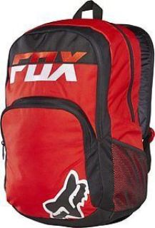 Sell Fox Racing Let's Ride Mako Mens Backpack Red motorcycle in Holland, Michigan, United States, for US $57.66
