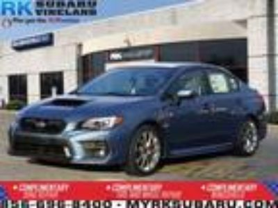 2018 Subaru WRX Blue, new